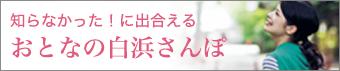 おとなの白浜さんぽ(和歌山県観光連盟)